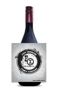Fox Wine Co Reserve 2009 Grenache