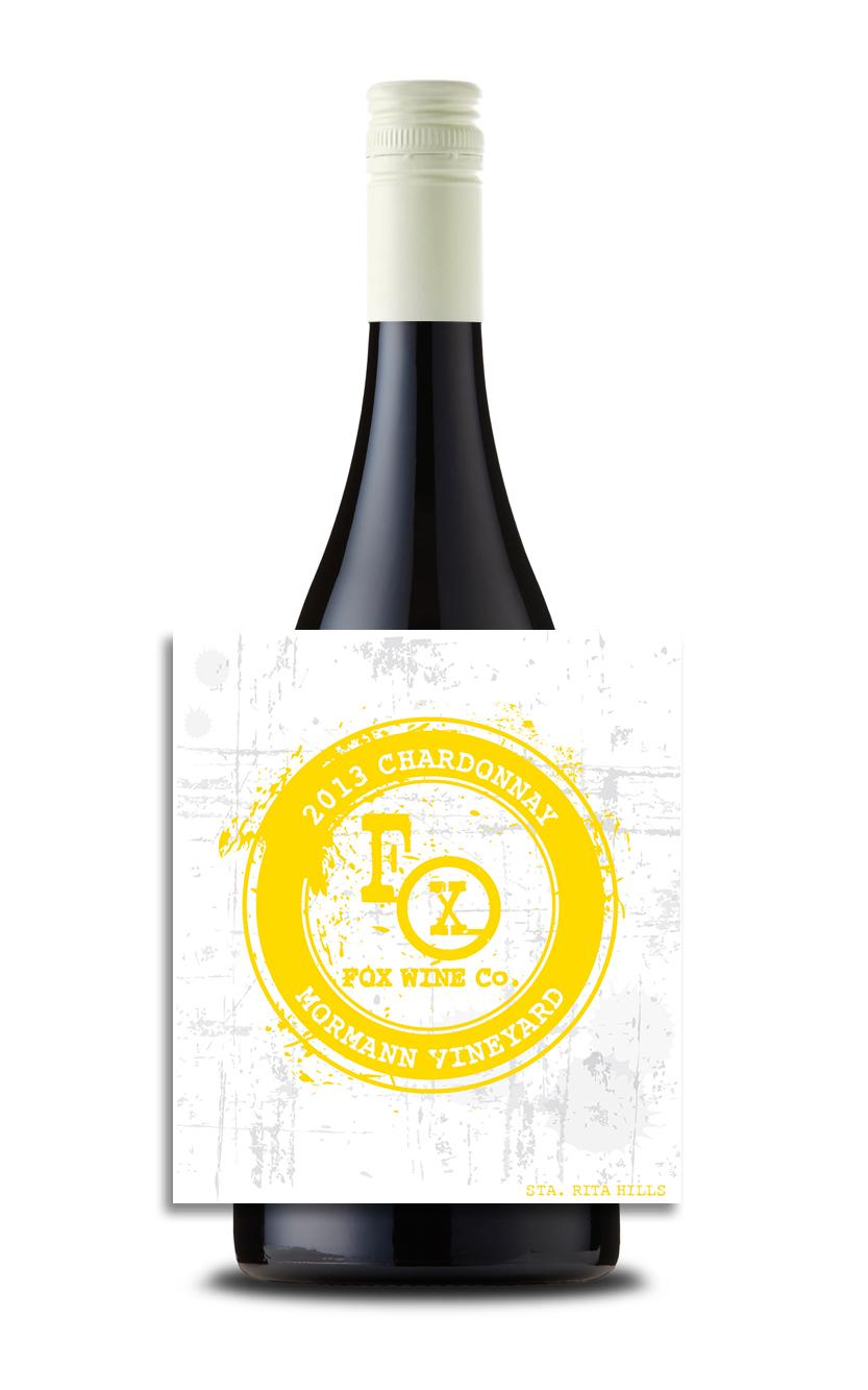 Fox Wine Co. Mormann Vineyard Chardonnay